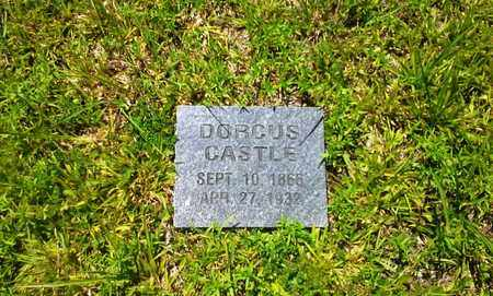 CASTLE, DORCUS - Lawrence County, Kentucky | DORCUS CASTLE - Kentucky Gravestone Photos