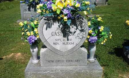 CASTLE, HERBERT, JR - Lawrence County, Kentucky | HERBERT, JR CASTLE - Kentucky Gravestone Photos