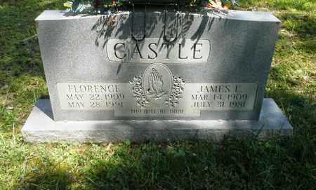 CASTLE, FLORENCE - Lawrence County, Kentucky | FLORENCE CASTLE - Kentucky Gravestone Photos