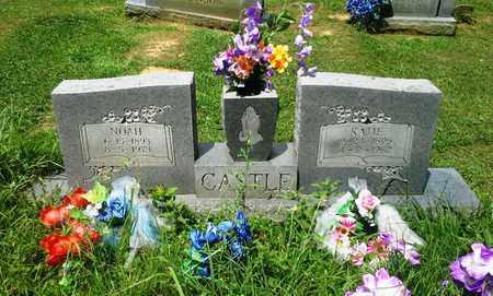 CASTLE, KATIE - Lawrence County, Kentucky | KATIE CASTLE - Kentucky Gravestone Photos