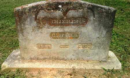 CHANDLER, GARFIELD - Lawrence County, Kentucky   GARFIELD CHANDLER - Kentucky Gravestone Photos