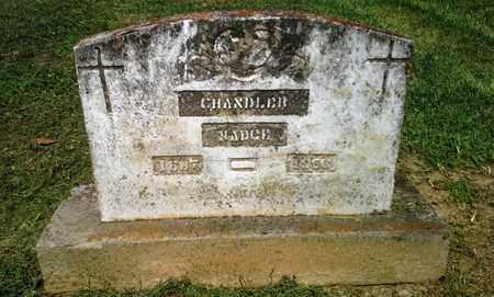 CHANDLER, MADGE - Lawrence County, Kentucky   MADGE CHANDLER - Kentucky Gravestone Photos