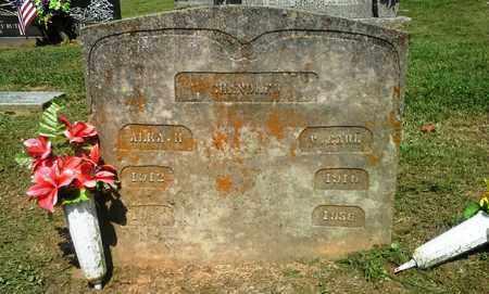 CHANDLER, V EARE - Lawrence County, Kentucky | V EARE CHANDLER - Kentucky Gravestone Photos