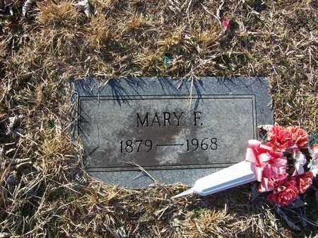 DOBYNS, MARY F - Lawrence County, Kentucky   MARY F DOBYNS - Kentucky Gravestone Photos