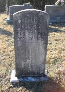 DOBYNS, PERLINA - Lawrence County, Kentucky   PERLINA DOBYNS - Kentucky Gravestone Photos