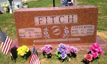 FITCH, LLOYD - Lawrence County, Kentucky | LLOYD FITCH - Kentucky Gravestone Photos
