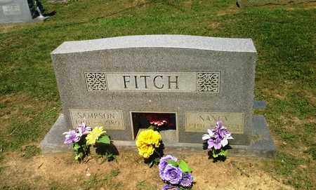 FITCH, SAMPSON - Lawrence County, Kentucky | SAMPSON FITCH - Kentucky Gravestone Photos