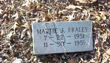 FRALEY, MATTIE J. - Lawrence County, Kentucky | MATTIE J. FRALEY - Kentucky Gravestone Photos