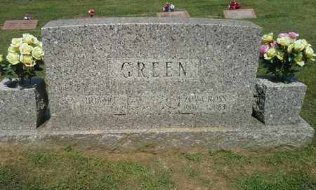 GREEN, ZORA - Lawrence County, Kentucky | ZORA GREEN - Kentucky Gravestone Photos