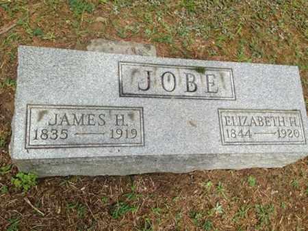 HICKS JOBE, ELIZABETH H - Lawrence County, Kentucky | ELIZABETH H HICKS JOBE - Kentucky Gravestone Photos