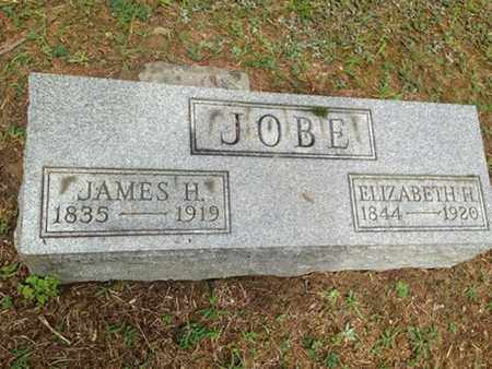 JOBE, ELIZABETH H - Lawrence County, Kentucky   ELIZABETH H JOBE - Kentucky Gravestone Photos