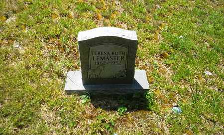 LEMASTER, TERESA RUTH - Lawrence County, Kentucky | TERESA RUTH LEMASTER - Kentucky Gravestone Photos