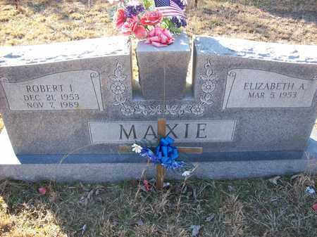 MAXIE, ROBERT I - Lawrence County, Kentucky | ROBERT I MAXIE - Kentucky Gravestone Photos