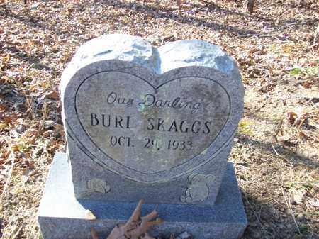 SKAGGS, BURL - Lawrence County, Kentucky | BURL SKAGGS - Kentucky Gravestone Photos