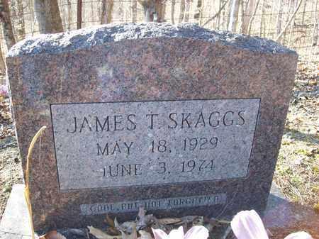 SKAGGS, JAMES T. - Lawrence County, Kentucky | JAMES T. SKAGGS - Kentucky Gravestone Photos