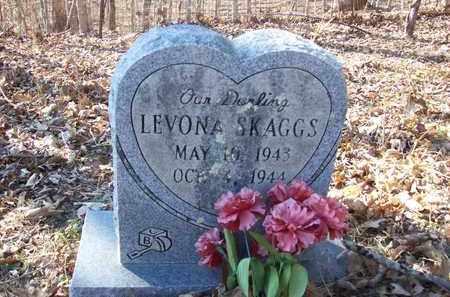 SKAGGS, LEVONA - Lawrence County, Kentucky | LEVONA SKAGGS - Kentucky Gravestone Photos