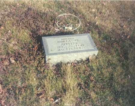 APPLEBY, PAMELA SUE - Lyon County, Kentucky | PAMELA SUE APPLEBY - Kentucky Gravestone Photos
