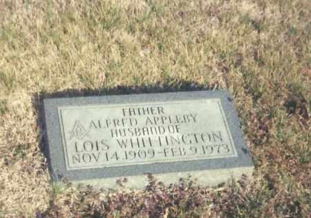 APPLEBY, WILLIE - Lyon County, Kentucky | WILLIE APPLEBY - Kentucky Gravestone Photos