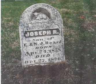 BEARD, JOSEPH R. - Marion County, Kentucky | JOSEPH R. BEARD - Kentucky Gravestone Photos