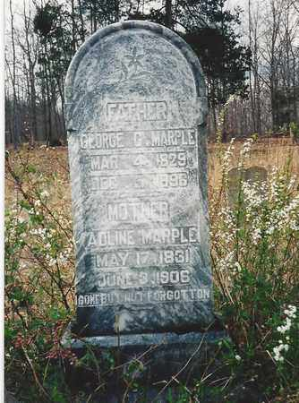 MARPLE, GEORGE G. - Marion County, Kentucky | GEORGE G. MARPLE - Kentucky Gravestone Photos