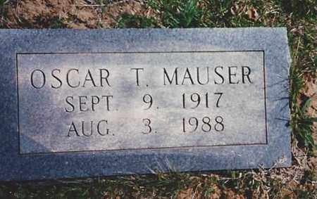 MAUSER {MOUSER}, OSCAR - Marion County, Kentucky | OSCAR MAUSER {MOUSER} - Kentucky Gravestone Photos