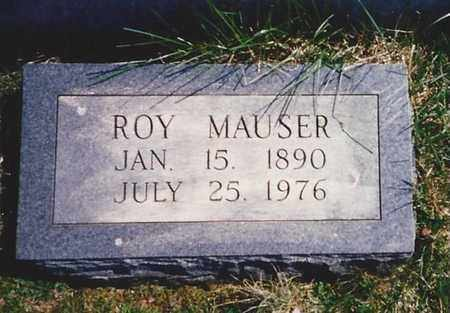 MAUSER {MOUSER}, ROY - Marion County, Kentucky | ROY MAUSER {MOUSER} - Kentucky Gravestone Photos