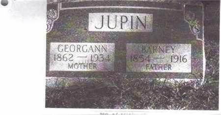 JUPIN, GEORGANN - Meade County, Kentucky | GEORGANN JUPIN - Kentucky Gravestone Photos