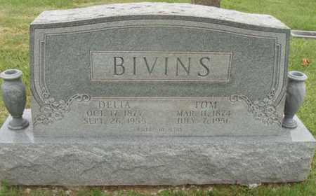 BIVINS, DELIA - Muhlenberg County, Kentucky | DELIA BIVINS - Kentucky Gravestone Photos
