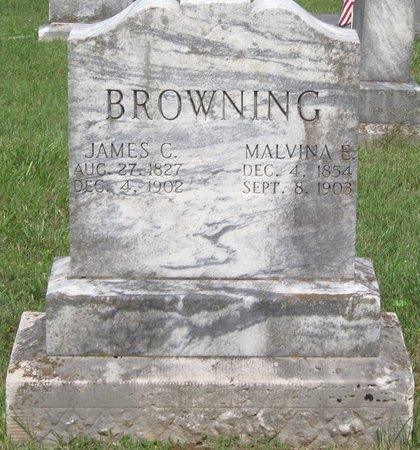 BROWNING, MALVINA EVELYN - Muhlenberg County, Kentucky | MALVINA EVELYN BROWNING - Kentucky Gravestone Photos