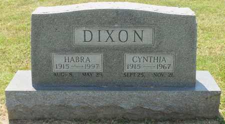 DIXON, CYNTHIA - Muhlenberg County, Kentucky | CYNTHIA DIXON - Kentucky Gravestone Photos