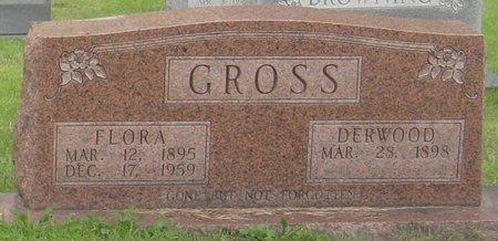 STRADER GROSS, FLORA MAE - Muhlenberg County, Kentucky | FLORA MAE STRADER GROSS - Kentucky Gravestone Photos