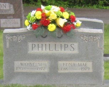 PHILLIPS, EDNA MAE - Muhlenberg County, Kentucky | EDNA MAE PHILLIPS - Kentucky Gravestone Photos