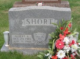 SHORT, ALBERT R. - Muhlenberg County, Kentucky   ALBERT R. SHORT - Kentucky Gravestone Photos