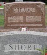 STRADER, DELLA - Muhlenberg County, Kentucky | DELLA STRADER - Kentucky Gravestone Photos