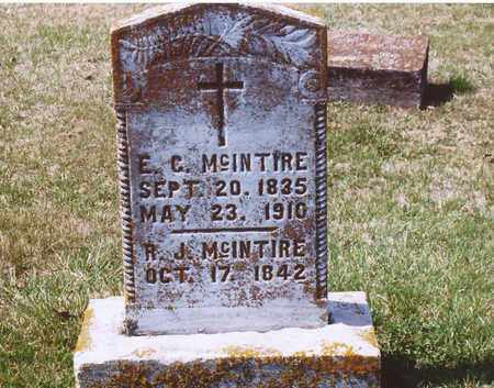 FOWLER MCINTIRE, ROSE JANE - Nelson County, Kentucky | ROSE JANE FOWLER MCINTIRE - Kentucky Gravestone Photos