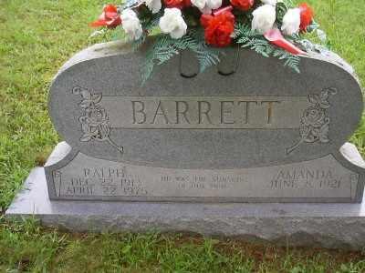BARRETT, RALPH - Owsley County, Kentucky | RALPH BARRETT - Kentucky Gravestone Photos