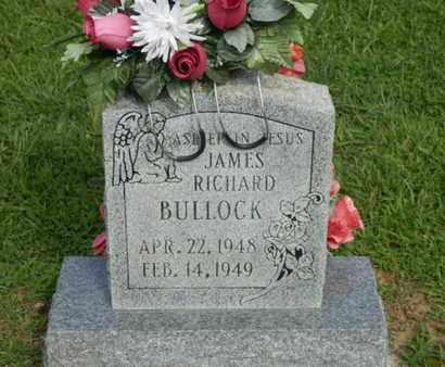 BULLOCK, JAMES RICHARD - Pulaski County, Kentucky   JAMES RICHARD BULLOCK - Kentucky Gravestone Photos