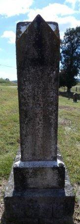 MCCALLISTER, JAMES HARVEY - Pulaski County, Kentucky | JAMES HARVEY MCCALLISTER - Kentucky Gravestone Photos