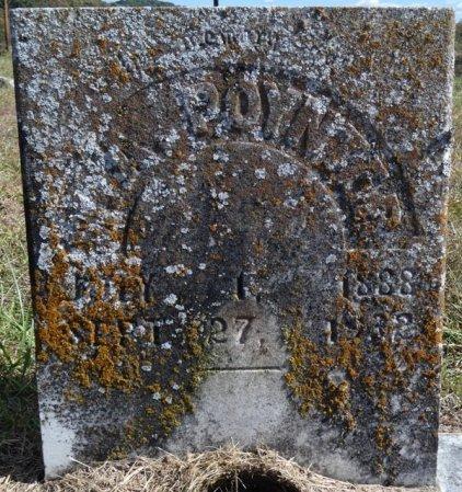 POYNTER, UNKNOWN - Pulaski County, Kentucky   UNKNOWN POYNTER - Kentucky Gravestone Photos