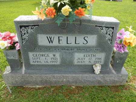 WELLS, GEORGE W. - Pulaski County, Kentucky | GEORGE W. WELLS - Kentucky Gravestone Photos