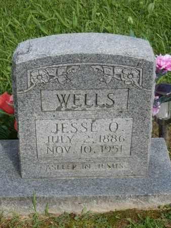 WELLS, JESSE O. - Pulaski County, Kentucky   JESSE O. WELLS - Kentucky Gravestone Photos