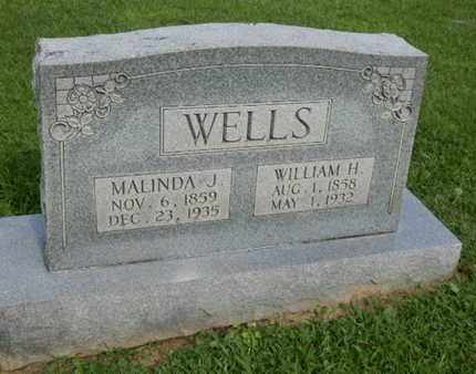 WELLS, MALINDA J. - Pulaski County, Kentucky | MALINDA J. WELLS - Kentucky Gravestone Photos