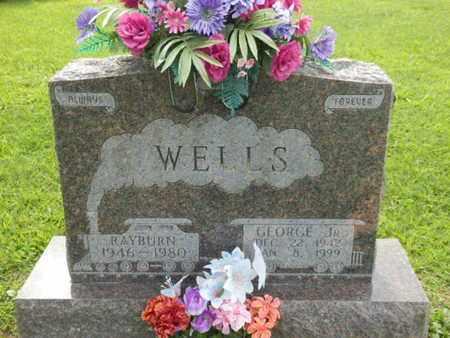 WELLS, RAYBURN - Pulaski County, Kentucky | RAYBURN WELLS - Kentucky Gravestone Photos