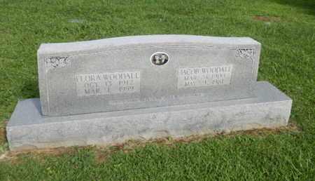 WOODALL, FLORA - Pulaski County, Kentucky | FLORA WOODALL - Kentucky Gravestone Photos