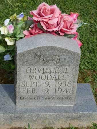 WOODALL, ORVILLE J. - Pulaski County, Kentucky | ORVILLE J. WOODALL - Kentucky Gravestone Photos