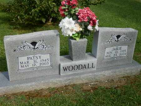 WOODALL, JAKIE - Pulaski County, Kentucky | JAKIE WOODALL - Kentucky Gravestone Photos