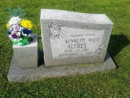 ALFREY, KENNETH WADE - Rowan County, Kentucky | KENNETH WADE ALFREY - Kentucky Gravestone Photos