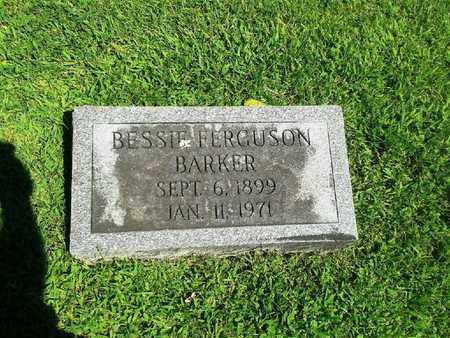 BARKER, BESSIE - Rowan County, Kentucky | BESSIE BARKER - Kentucky Gravestone Photos