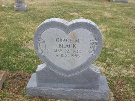 BLACK, GRACE M - Rowan County, Kentucky | GRACE M BLACK - Kentucky Gravestone Photos