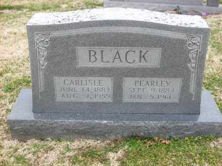 BLACK, PEARLEY - Rowan County, Kentucky   PEARLEY BLACK - Kentucky Gravestone Photos